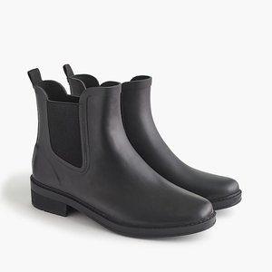 J.Crew Factory Chelsea Rain Boots